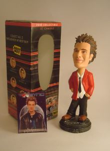 JC Chasez Bobblehead 2001 N Sync Best Buy Collectible