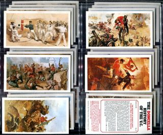 Tobacco Card Set, Doncella, HISTORY OF THE VC, Victoria Cross Winner