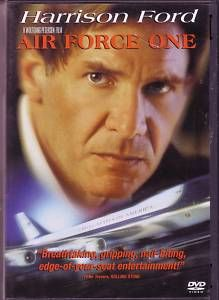 Air Force One DVD Harrison Ford Classic Action Film 043396718890