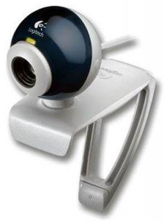 Logitech QuickCam Chat V2 USB Video Webcam Web Camera