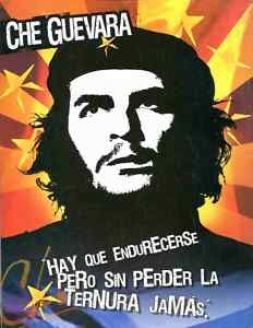 Che Guevara RARE Magazine Poster 33 x 21 5 Brazil