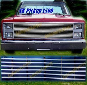 81 87 83 84 85 86 GMC Chevy CK SILVERADO1500 Blazer C10 Pickup Billet