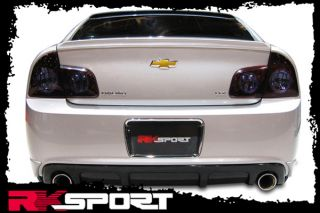 New Rksport 08 12 Chevy Malibu Rear Filler Car Body Kit Polyurethane