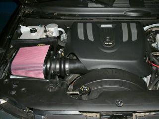Intake System w Synthaflow 07 09 Chevy Trailblazer GMC Envoy V8