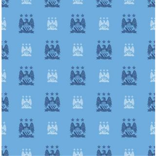 Manchester City Blue Wallpaper New SEALED Official