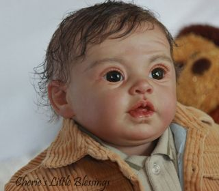 Reborn Doll Baby Toddler Boy Limited Edition New Release Graysen