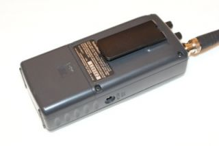 My brand new radio shack pro-404 handheld radio scanner - slickgadgetzcom