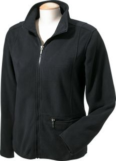 Chestnut Hill Womens Microfleece Full Zip Jacket CH900W