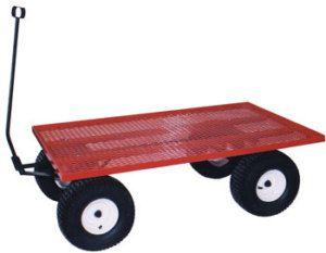 Road Speeder Farm Garden Childrens Kids Red Wagon 30X52