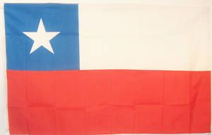 Large Flag of Chile Flag National Soccer Fan Gear New
