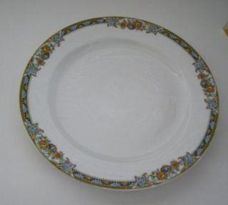 HAVILAND LIMOGES CHANSON Dinner Plate, Sm 9 3/4