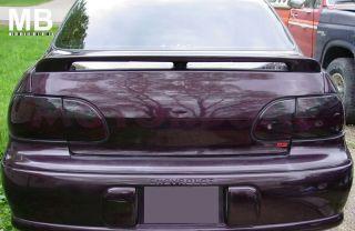 97 03 Chevrolet Malibu 4DR Sedan Rear Trunk Wing Spoiler Painted ABS