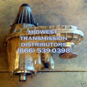 1986 Chevrolet Suburban 20 4x4 Transfer Case NP208C