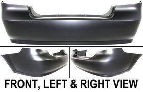 product information 2007 2009 2010 2011 chevy aveo rear bumper cover