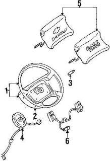 Steering Wheel Shroud Interior Column Cover Chevy S10 GMC Sonoma