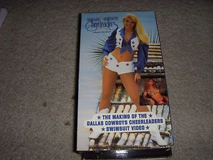 Making Dallas Cowboys Cheerleaders Swimsuit Calendar Video