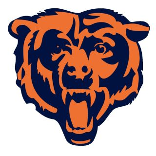 chicago bears 18 decal these are die cut vinyl decals what you see in