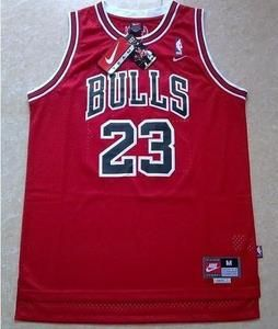 Chicago Bulls Michael Jordan Swingman Jersey Red s XXL