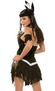 chief s desire sexy indian girl costume by forplay with this indian