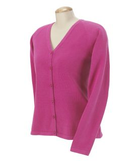 New Chestnut Hill 6 Button Cardigan Sweater Any Sz CLR