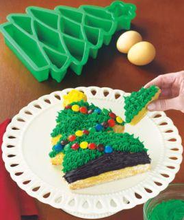Chrismas ree ake Apar Silicone Cake Baking Pan for Cakes