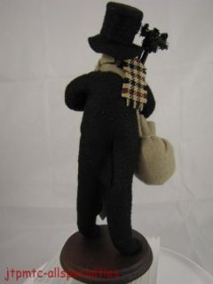 Four Sisters Doll Dickens Christmas Collection Chimney Sweep