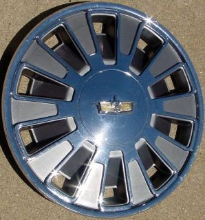 88 89 90 Chevrolet Caprice 15 3173 Hubcap Wheel Cover GM Part