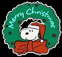 Scrapbooking Stickers Charlie Brown Snoopy Peanuts Woodstock Christmas