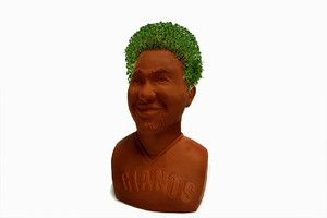 2012 Pablo Sandoval Chia Pet San Francisco Giants SGA BRAND NEW