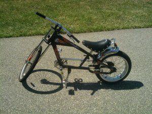 Sting Ray Schwinn Orange County Chopper Bicycle