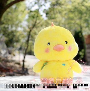 15cm Dolls Cute Chicks Yellow Chick Doll Plush Baby Birthday Gift Toy