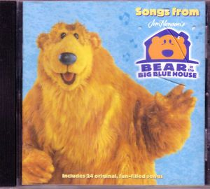 Songs Jim Hensons Bear Big Blue House Classic Children