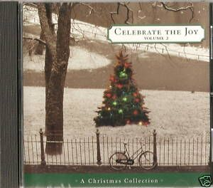Celebrate The Joy Vol 2 Christian Music Christmas CD