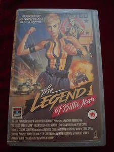 The Legend of Billie Jean Helen Christian Slater RARE