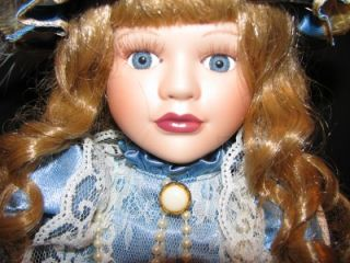 Christina Collection by Christina Verdi Porcelain Doll