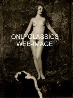 Sexy Girl Pin Up Print Cheney Johnston Ziegfeld Smoldering Hot Beauty