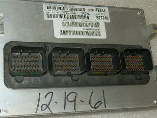 2007 Dodge RAM Chrysler Aspen 5 7L Hemi Factory ECM PCM ECU Computer