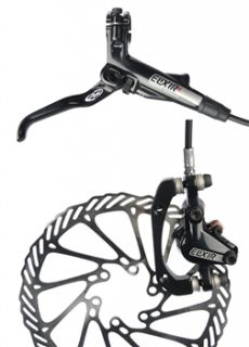 Review Avid Elixir R Disc Brake   Black 2010  Chain Reaction Cycles