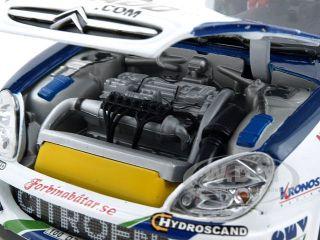 Citroen Xsara WRC OMV Kronos Carlsson Giraudet 6 1 18