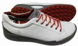 Ecco Biom Hybrid Golf Shoes White Brick