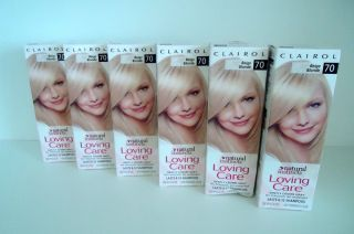 Clairol Loving Care Natural Instincts Beige Blonde 70