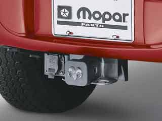 Chrysler Aspen Dodge Durango Hitch Receiver 82210245