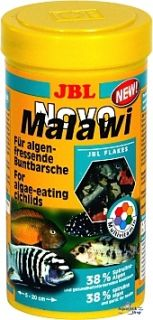 JBL Novo Malawi Premium Algae Eating Cichlid Food