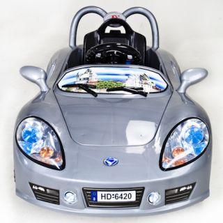 Kids Ride On Remote Control Wheels Aston Martin Power Sports Car