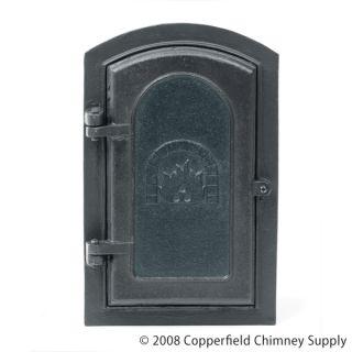 Chimney 61058 Woodfield Cast iron Access Door  8 in. x 12 in.