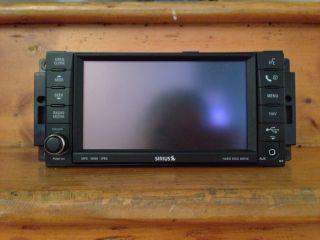 2009 Chrysler 300C DVD GPS Navigation Radio