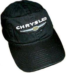 Chrysler Official Wings Logo Cap Hat EB PC1003B