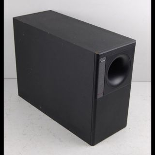 Series Direct / Reflecting Speaker System (Subwoofer Only