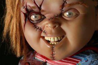 Chucky Iron on T Shirt Transfer Horror No 2 Childs Play