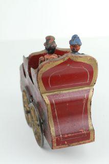 Antique Clark Hill Climber Friction Toy Automobile Car